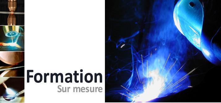 Formation soudure brasure rechargement formation tig - Apprendre a souder ...